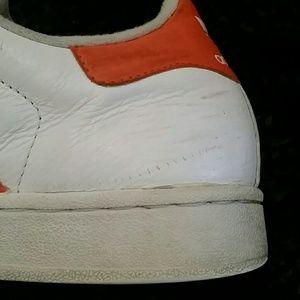 adidas Shoes - Adidas Super star shoes orange
